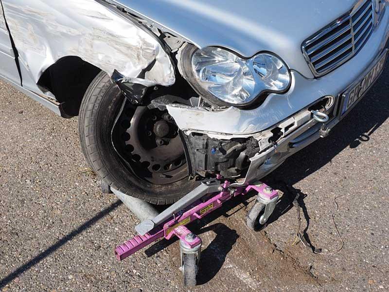 Fiktive Abrechnung Autounfall